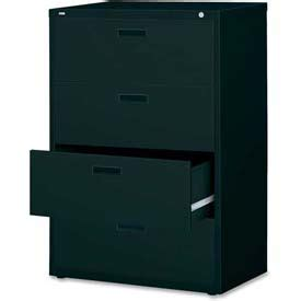 Lorell File Cabinet Slides by File Cabinets Lateral Lorell 174 4 Drawer Lateral File