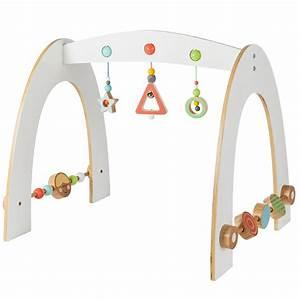 Baby Gym Holz : howa spielbogen baby gym aus holz minimaster 6012 howa spielwaren ~ Watch28wear.com Haus und Dekorationen