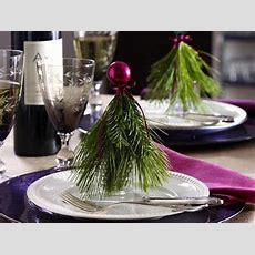 Tischdekoration Für Weihnachten Zum Selbermachen
