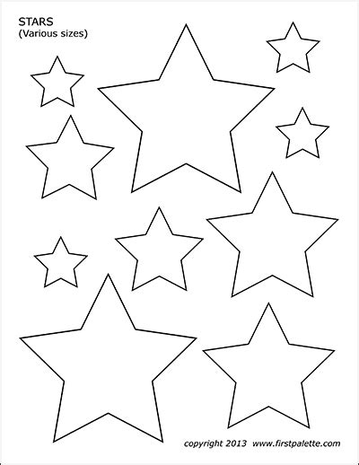 basic shapes  printable templates coloring pages