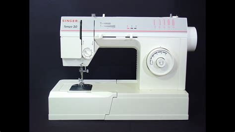 Singer Tempo 20 Sewing Machine