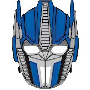 Amazon.com: Transformers Prime Vac Form Mask: Toys & Games