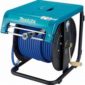 Enrouleur Automatique Tuyau Arrosage : enrouleur avec tuyau hp 30 m b 80008 makita outil maxi pro ~ Premium-room.com Idées de Décoration
