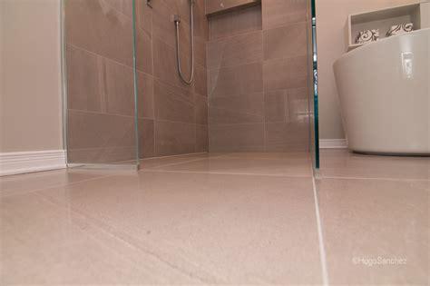 heated shower floor c 233 ramiques hugo inc