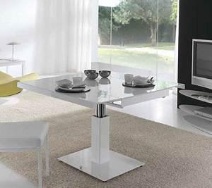Table Transformable Ikea : table ronde relevable ikea ~ Teatrodelosmanantiales.com Idées de Décoration