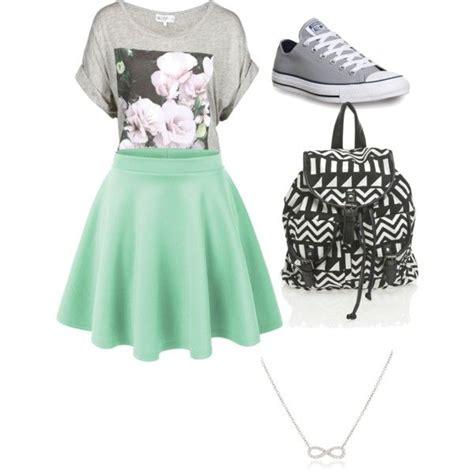 Best 25+ School skirt outfits ideas on Pinterest | School skirts Teen skirts outfits and Cute ...