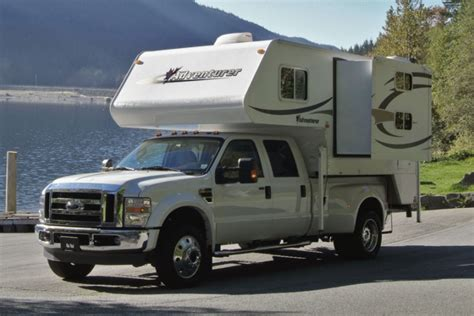 Tc-b (truck Camper With Bunk Bed)