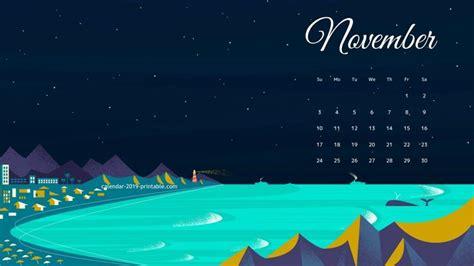 november  hd wallpaper calendar desktop wallpaper