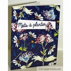 Graines Fleurs Des Champs : carte planter mots planter graines fleurs des champs ~ Melissatoandfro.com Idées de Décoration