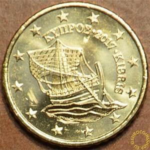 eurocoin eurocoins 50 cent Cyprus 2017 (UNC)