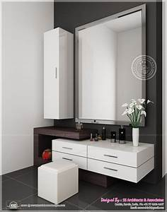 Different, Dressing, Table, Designs, By, Ss, Architects, Cochin