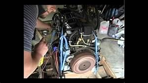Isuzu Diesel Engine Motor 4ja1 2 5l Bench Test
