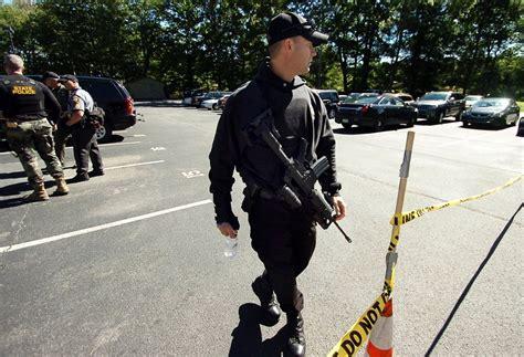 Gunman in Pennsylvania police barracks shooting may have ...