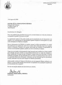 Application Letter Tagalog Format - Dental Vantage