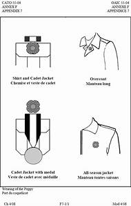 How To Wear The Poppy