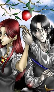 HP Severus and Lily by Honeyeater.deviantart.com on ...