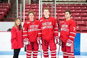 Hockey Runs in the Family | BU Today | Boston University
