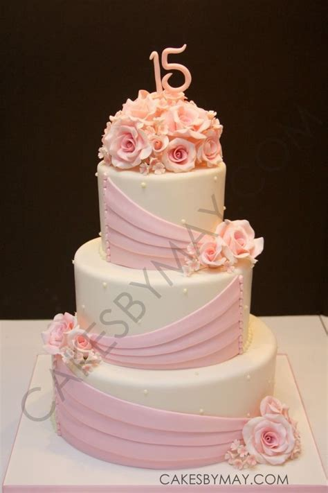 birthday cakes ideas  pinterest pink