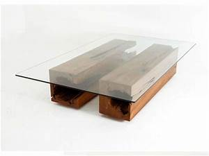 Unique glass coffee table coffee table design ideas for Unique glass top coffee tables