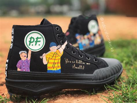 sandlot pf flyers cleats  taylor motter