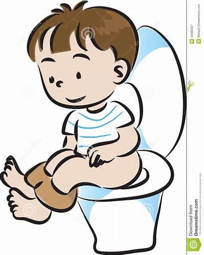 Toilette Toilet Enfants Children Cartoon Kinder Kinderen