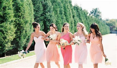 pastel color bridesmaid dresses shades are for everyone pastel colour