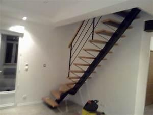 Escalier 1 4 Tournant Droit : escalier 1 4 tournant droit blog de halterophyle ~ Dallasstarsshop.com Idées de Décoration