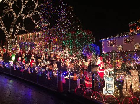 lights in richmond va suggested route to hit 10 of richmond s most popular tacky