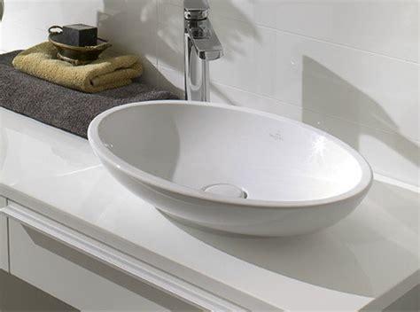 aufsatzwaschbecken villeroy und boch loop friends aufsatzwaschbecken by villeroy boch design steffan