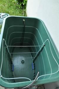 Bac Récupérateur D Eau De Pluie : fabriquer un petit r cup rateur d 39 eau de pluie ~ Premium-room.com Idées de Décoration