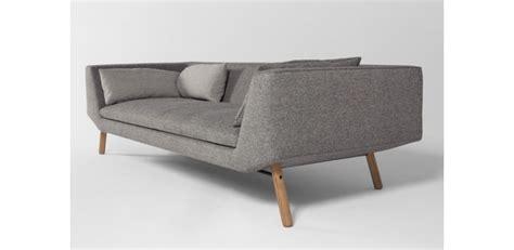 canapé 3places canapé combine de prostoria raphaele meubles