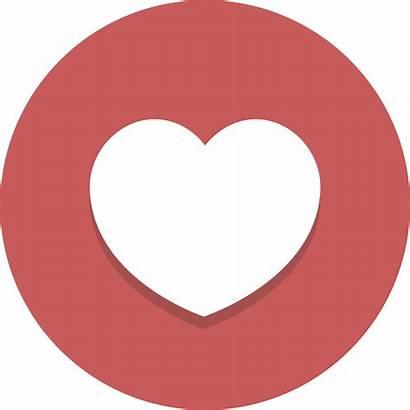 Heart Circle Svg Icons