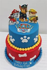 25+ best ideas about Paw Patrol Cake on Pinterest Paw