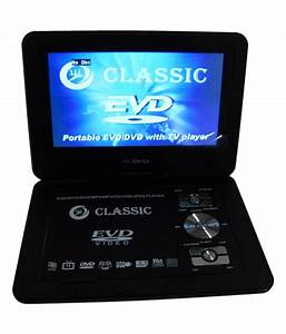 Buy Classic Portable Dvd Player Online At Best Price In
