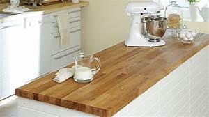 Anleitung arbeitsplatte aus holz uberarbeiten und for Holz arbeitsplatte