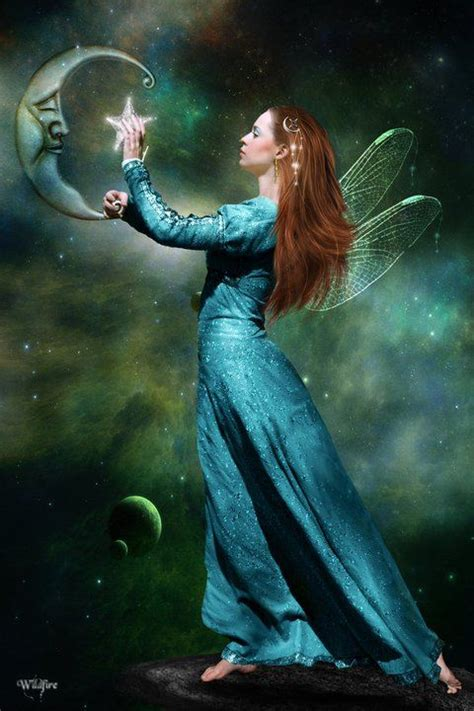 moon and stars fairy l nature the sky and dr who on pinterest