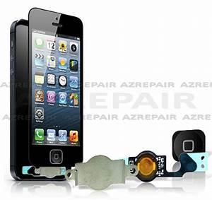 iphone 5s home button vervangen