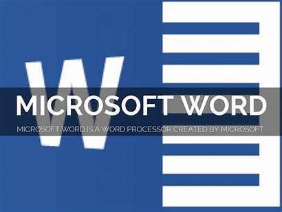 Word Microsoft Wallpapersin4k