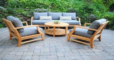 teak patio furniture   benefits decorifusta