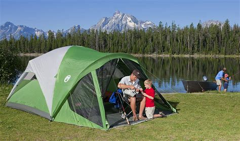 6 person tent with screened porch best 6 person family tent reviews 2018