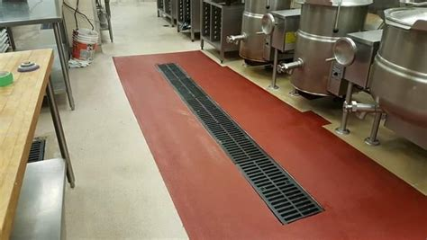 mon sheong commercial kitchen epoxy floors installation
