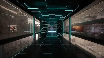 Future Technology Wallpapers Futuristic Desktop Interface Abstract