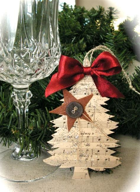 recycling paper for eco friendly christmas crafts and