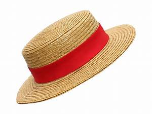 The Vintage Version: Straw Boater Hat Magwood