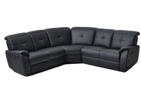 recouvrir canapé d angle canap 195 169 d angle relax conforama