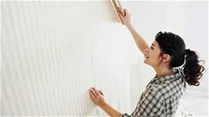 Comment Coller Du Papier Peint : papier peint gris rouge bourges artisans travaux maison ~ Dailycaller-alerts.com Idées de Décoration