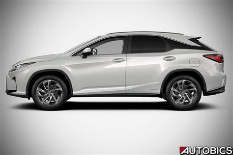 Lexus Picture by 2017 Lexus Rx 450h Left Side Autobics