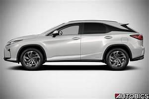 Lexus Rx 450h 2017 : 2017 lexus rx 450h left side autobics ~ Medecine-chirurgie-esthetiques.com Avis de Voitures