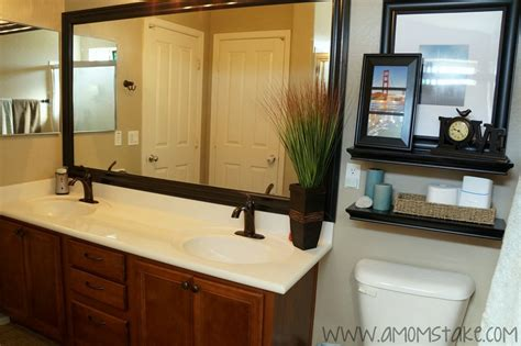 bathroom mirror ideas diy mirror frame tips and tricks for beautiful decoration