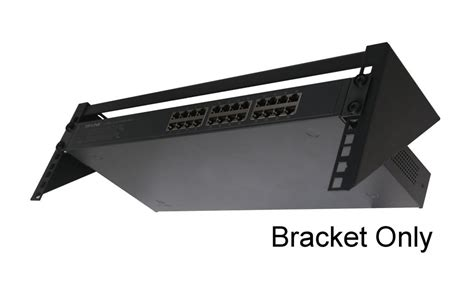 under desk rack mount wall or under desk equipment rack wagner online store